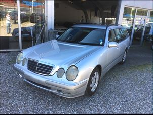 Billede 1: Mercedes-BenzE2202,2 CDi Classic st.car aut.