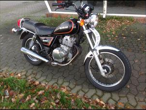 Billede 1: SuzukiDR 250