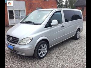 Mercedes-BenzVitoVito 115, aut. (9 personers), 397.000 km