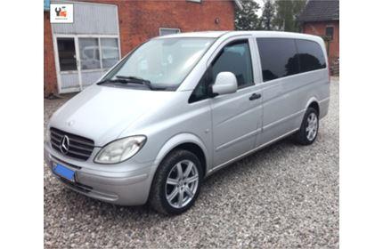 Billede 1: Mercedes-BenzVitoVito 115, aut. (9 personers)