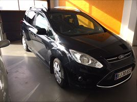 Ford Focus C-MAX, 191.000 km, 153.780 kr