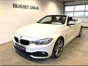 Billede 1: BMW435i3,0 Cabriolet aut.
