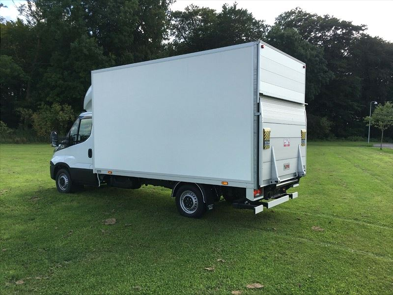 Billede 2: IvecoDaily2,3 35S16 4100mm Lad AG8