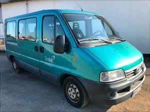 FiatDucato15 2,8 JTD Combinato M, 195.000 km