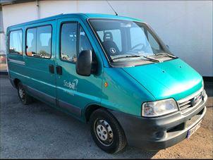 Billede 1: FiatDucato15 2,8 JTD Combinato M