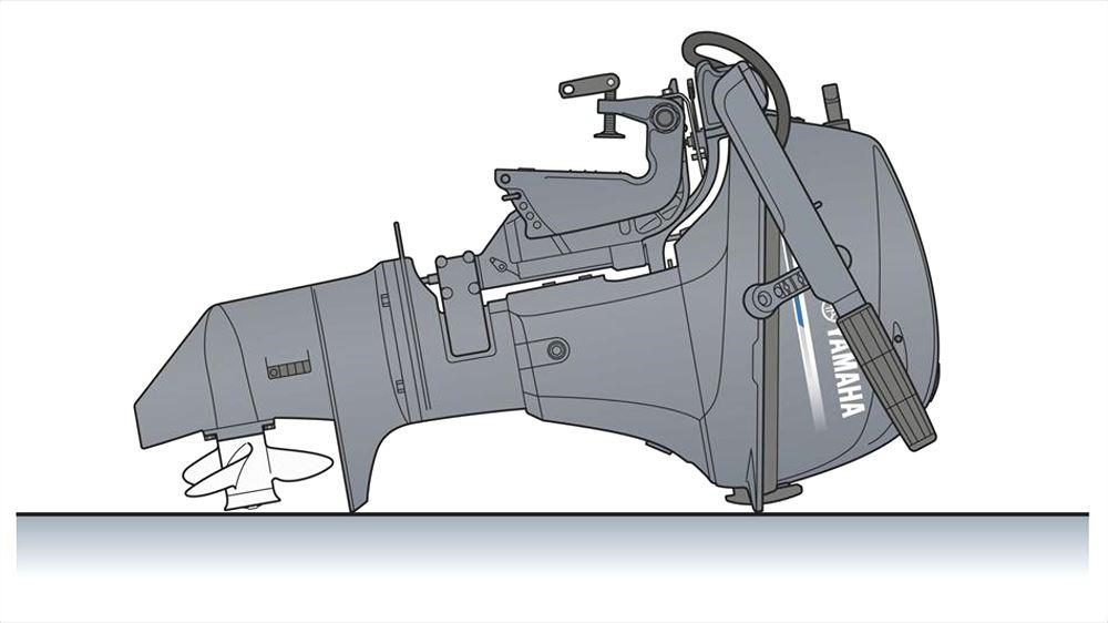 Yamaha F 8