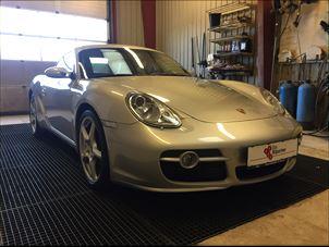 Billede 1: PorscheCayman