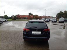 Opel Astra 1,6 CDTI 136 HK SPT