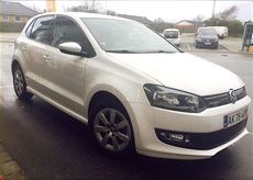 VW Polo 1,2 blueMotion TDI 75HK 5d